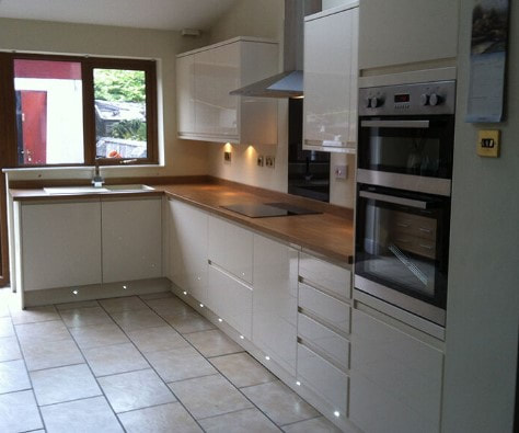 kitchen tiling in Salford